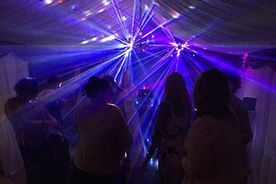 Infiniti Disco DJ hire Portsmouth